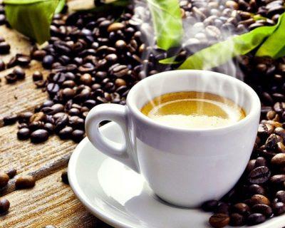Vorsicht Heiss - Kaffee und Co