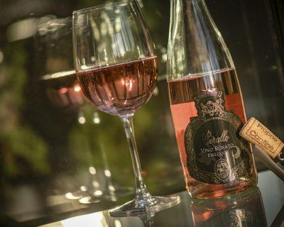 Wein in Rosé