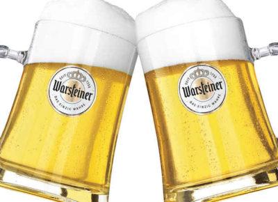 Biere und vom Fass